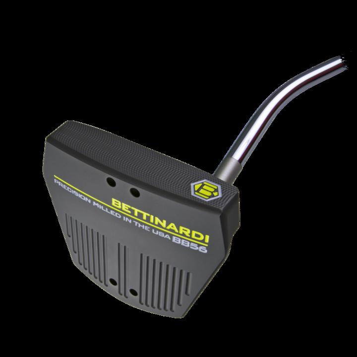 Weight: 350 gramsMaterial: 6061 Aluminum and 303 StainlessSteelFinish:Stealth BlackFaceMilling: Super-Fly MillLoft: 2° (Standard)Lie: 70° -
