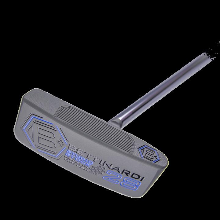 Weight: 358 gramsMaterial:Mild Carbon SteelFinish:Mercury GrayLoft:3°Lie:70°Grip:Blue Lamkin Corded Grip (Standard or Jumbo) -