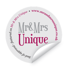 Featured on mr & mrs unique