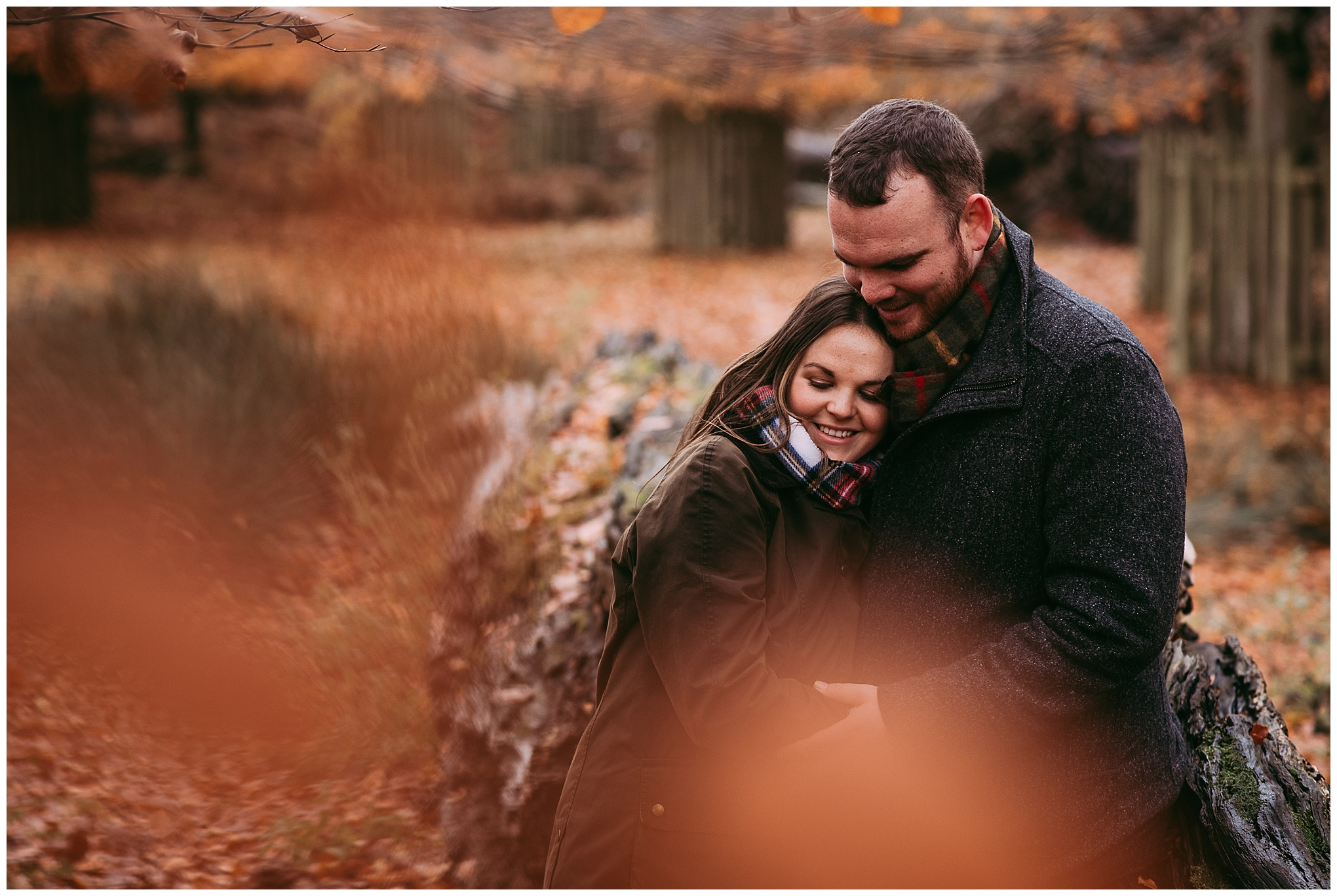 Autumnal photoshoot in Manchester. North West Lifestyle Photographer