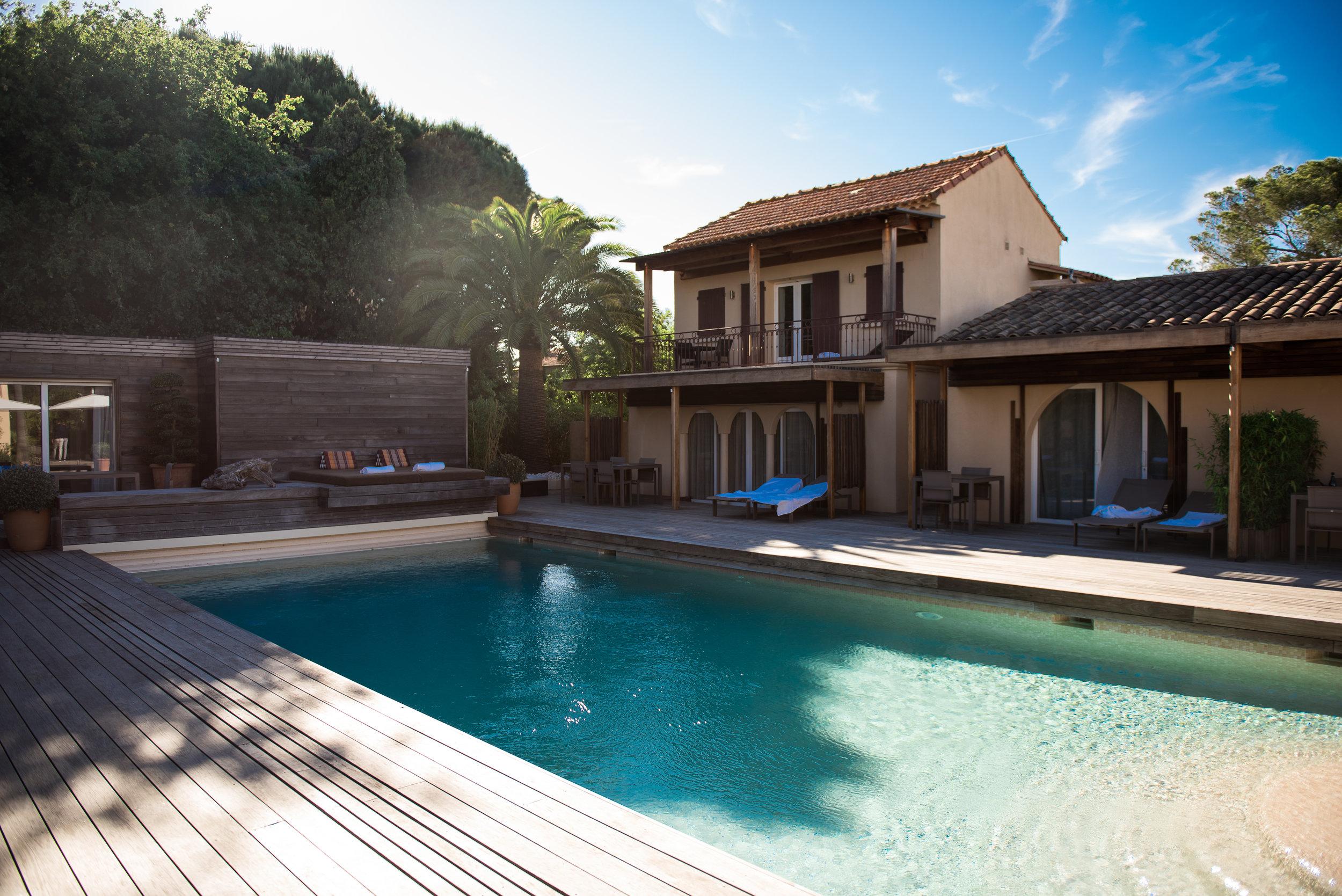 Villa Cosy, Saint Tropez