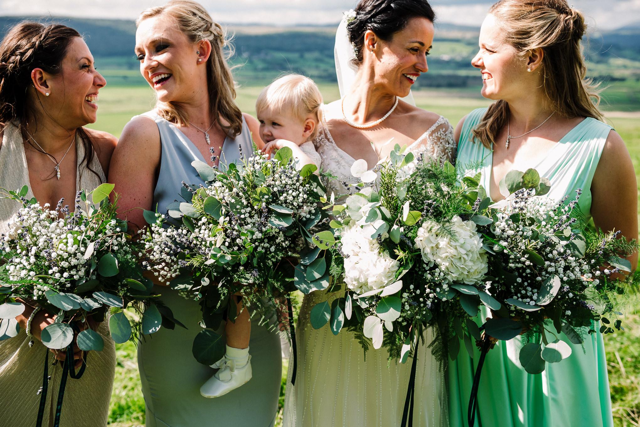 Elegant Wedding. Lake District wedding photography