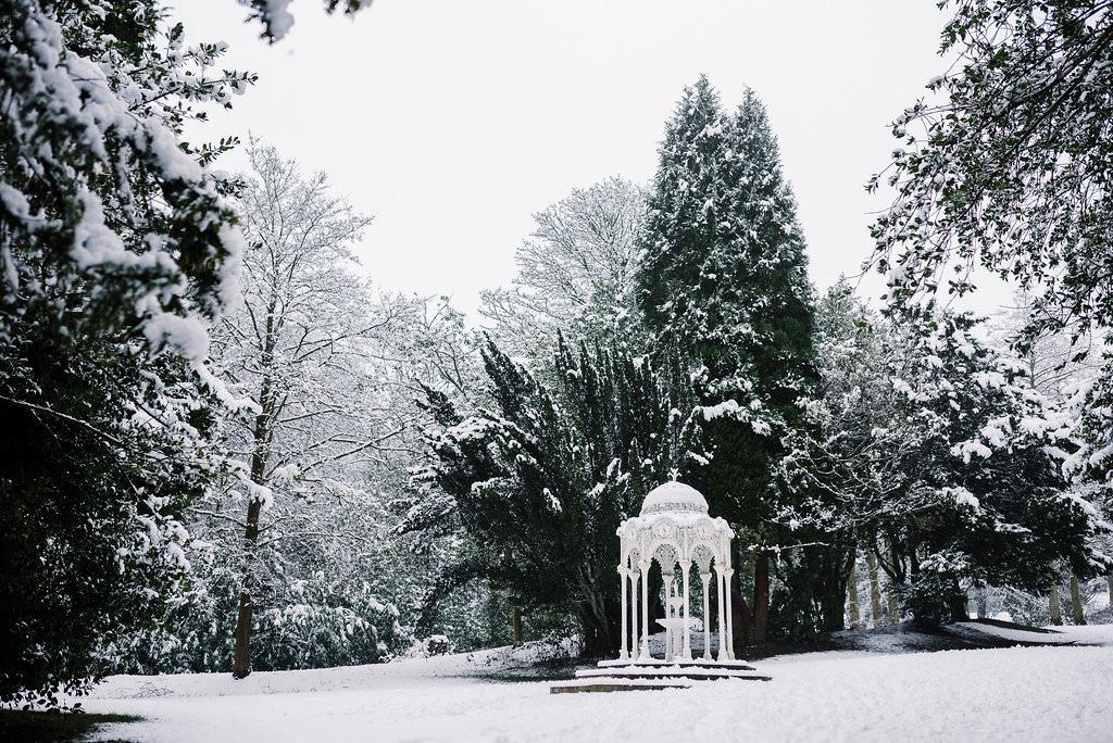 The Catlow Fountain in Whitehall Park, Darwen Lancashire.