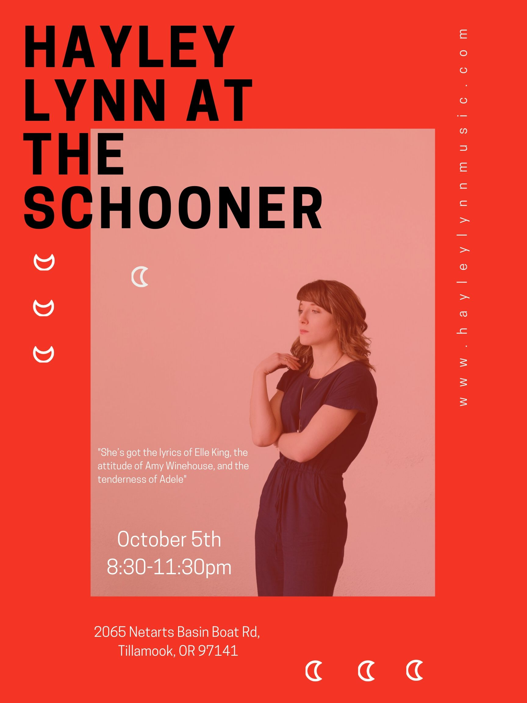 Hayley Lynn at the Schooner.jpg