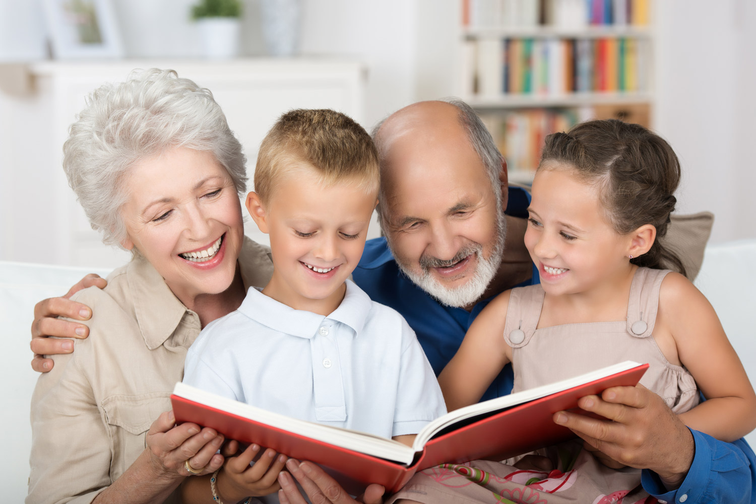 Being able to hear and remember information is important to enjoying memories with grandchildren.