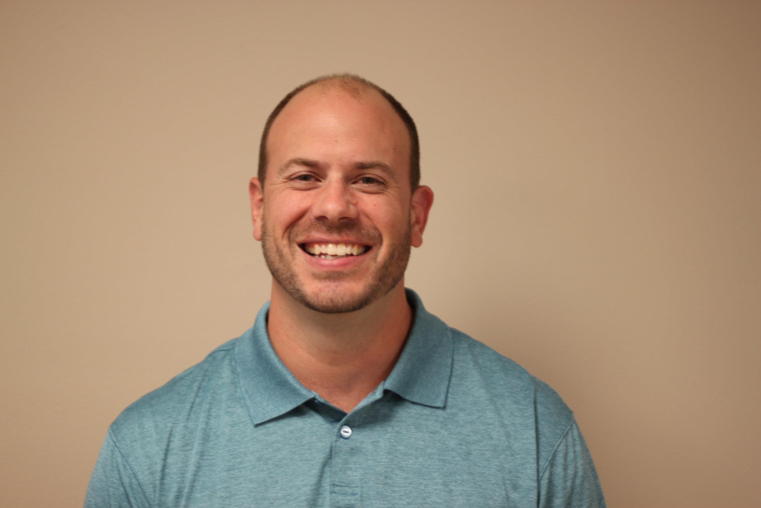 Aaron Maes - Team Leader
