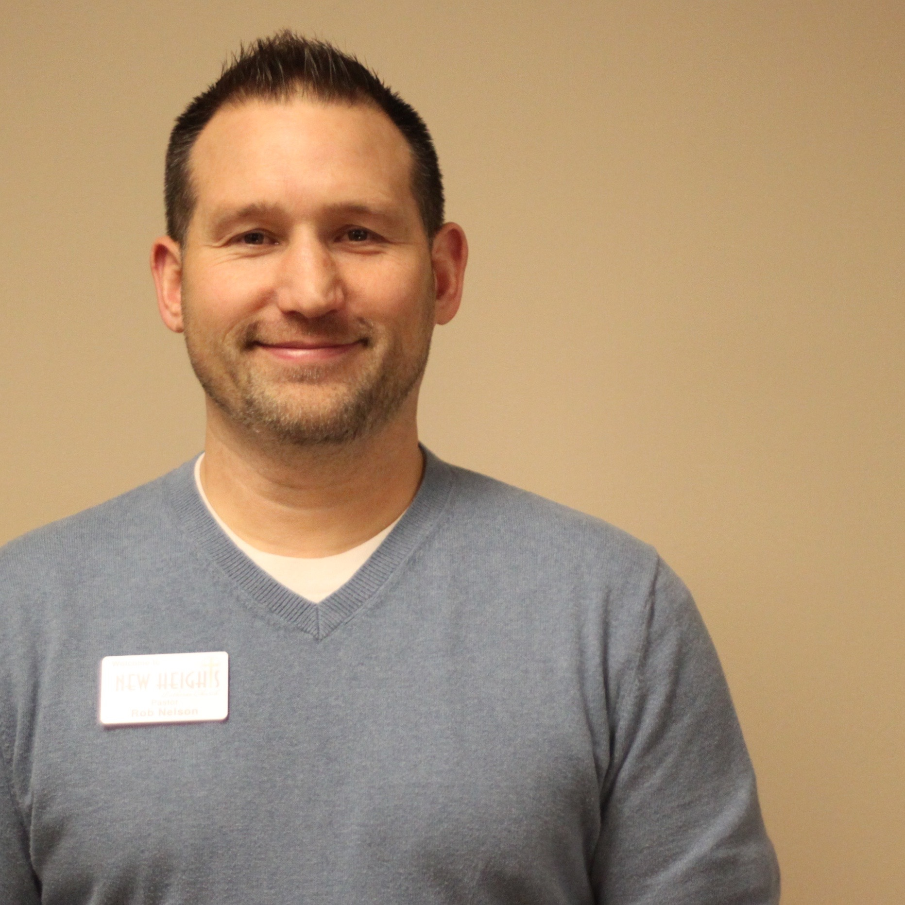 Pastor Rob Nelson - Staff Liaison
