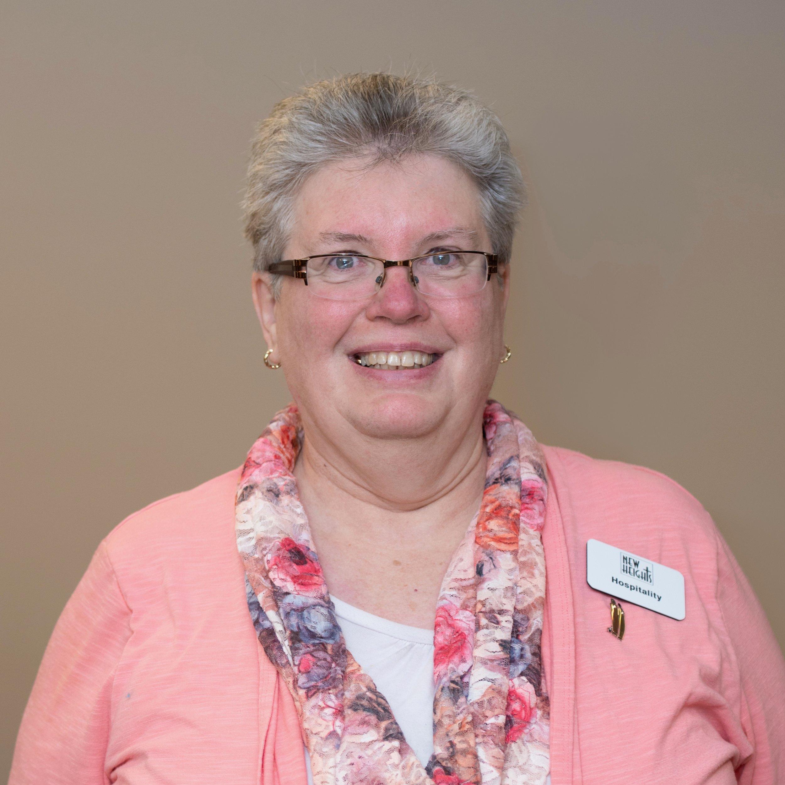 Janean Hill - Team Leader