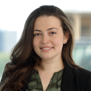 JENNY PIKMAN   2018 - 2019: Co-Director, Training / Education  2017 - 2018: Associate, Financial Inclusion   Prior Experience   Flexpoint Ford | Private Equity Associate  DeutscheBank | Investment Banking Analyst   Education   BS, New York University