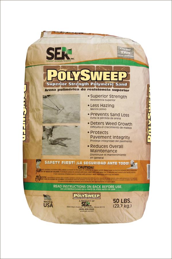 SEK ~PolySweep, Polymeric Sand
