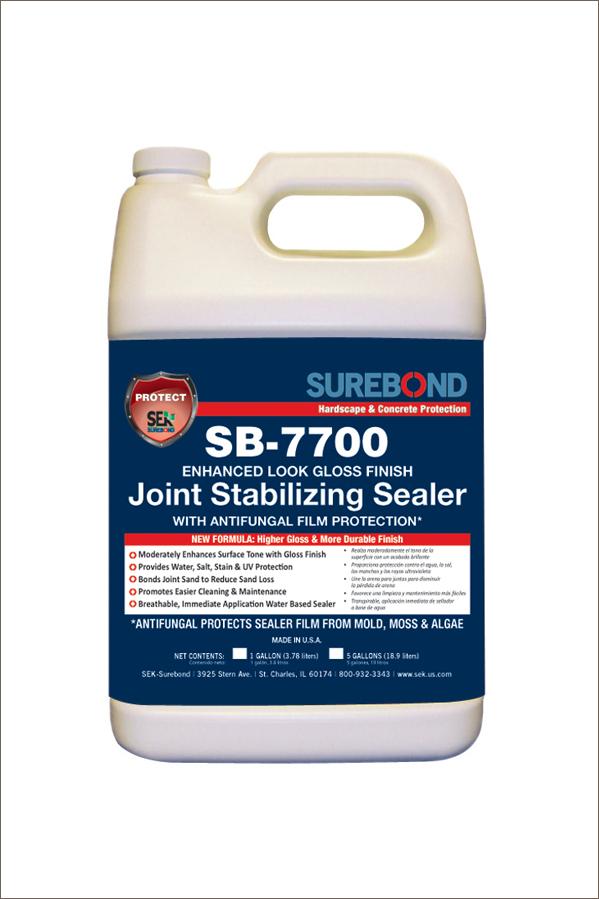 SEK Joint Stabilizing   Sealer, SB-7700 - Enhanced Look Gloss