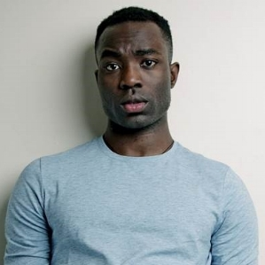 Paapa Essiedu   is a British actor, winner of the 2016 Ian Charleson Award for his title role in the Royal Shakespeare Company's Hamlet. He reads all originals in  Shakespeare's Sonnets, Retold.