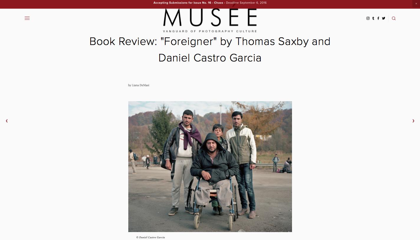 Musee Magazine