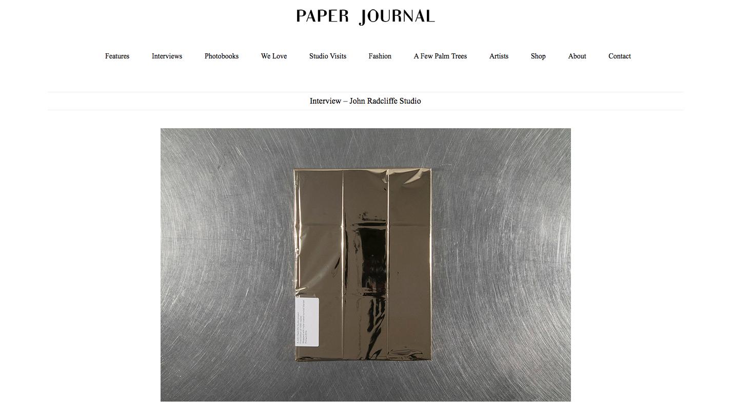 Paper Journal