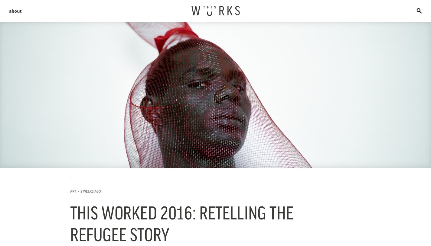 WeTransfer - This Works