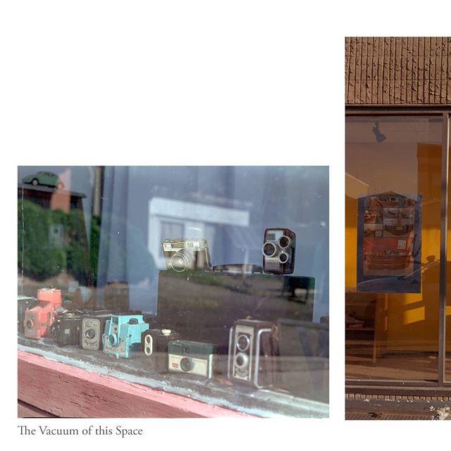 The Vacuum of this Space . . . . . . . . . . . . . . . . . . . . . . . . #kodak #portra #film #analog #mediumformat #bronica #filmisnotdead #street #glass #window #portrait #people #story #gallery #art #poetry #poem #ishootfilm #6x7 #ishootfilm #aintbadmagazine #aphotographicinventory #photo #photography #paperjournalmag #humbleartsfoundation