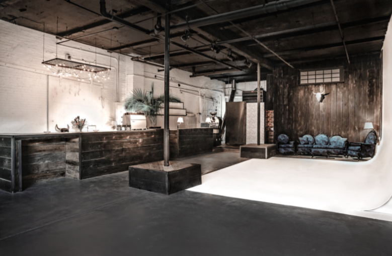 Stunning Speakeasy Space Available to Book on Splacer