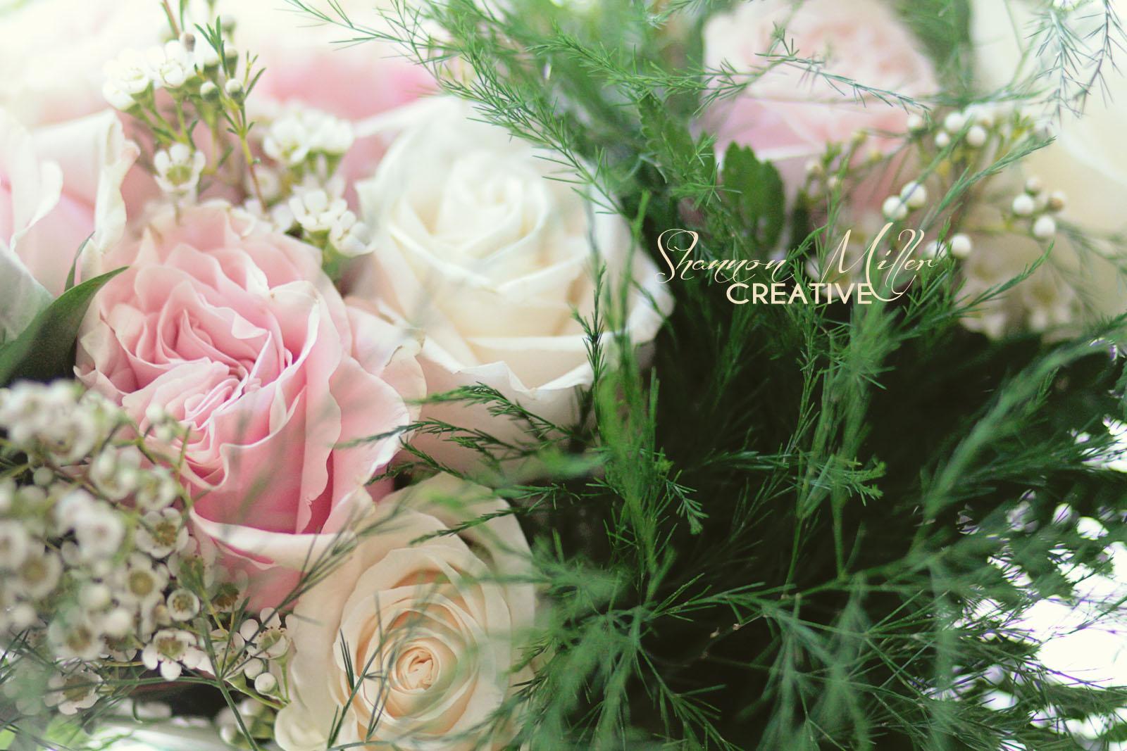 Bouquet..check!
