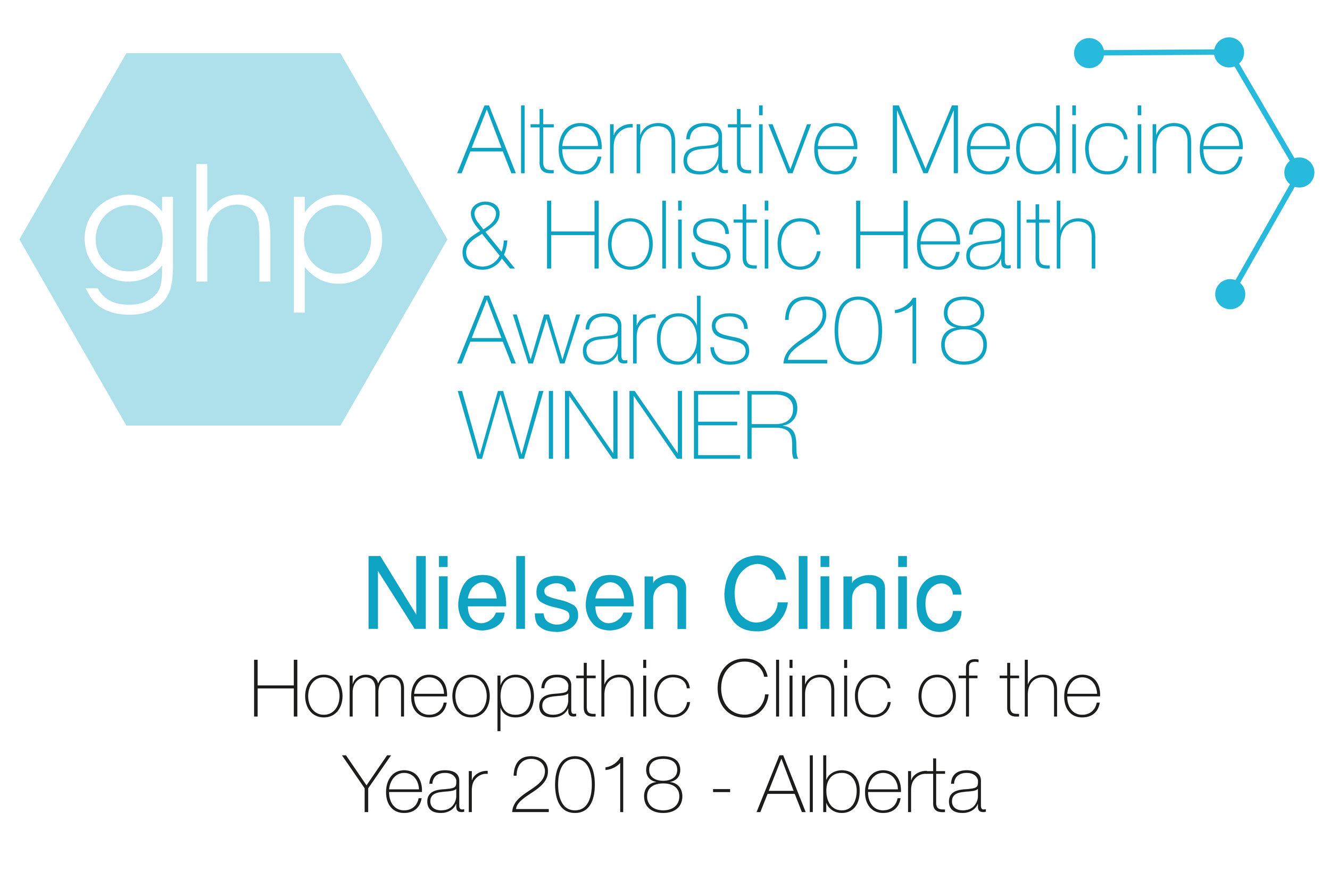 Homeopathic Clinic of the Year 2018 - Alberta -