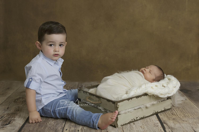 baby m and bro