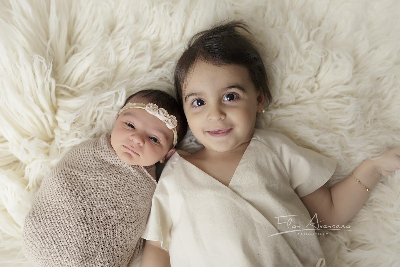 newborn + sibling FAP