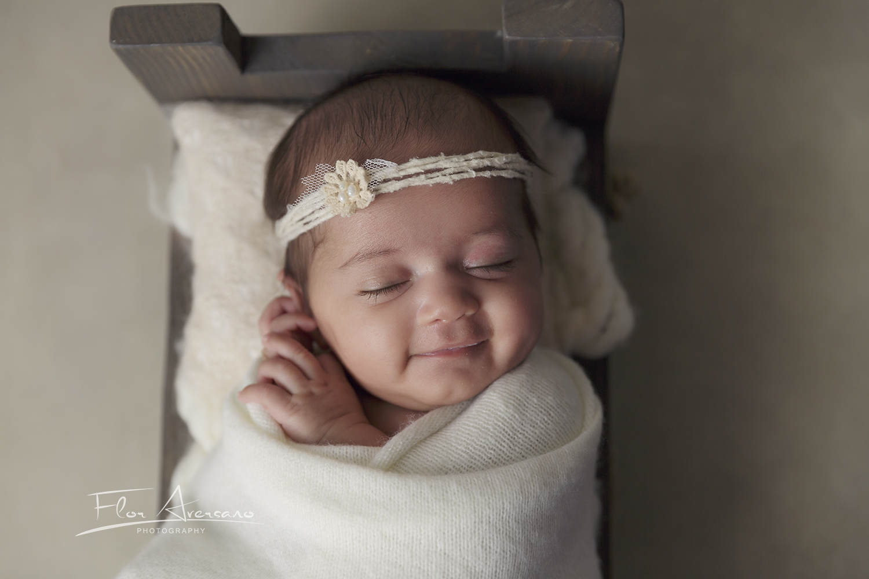 Newborn girL FAP