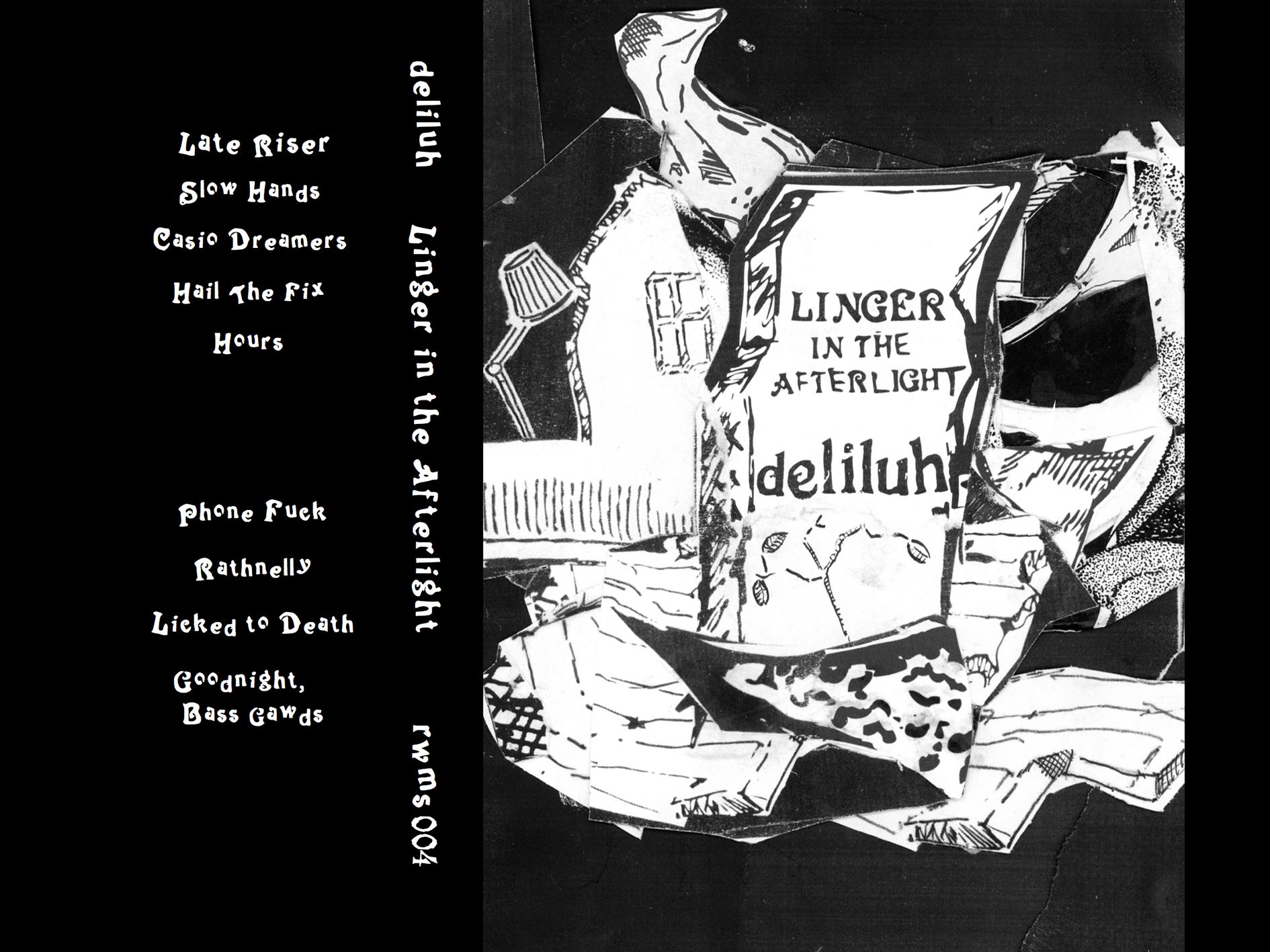 ALBUM ART BY BENJAMIN EDELBERG