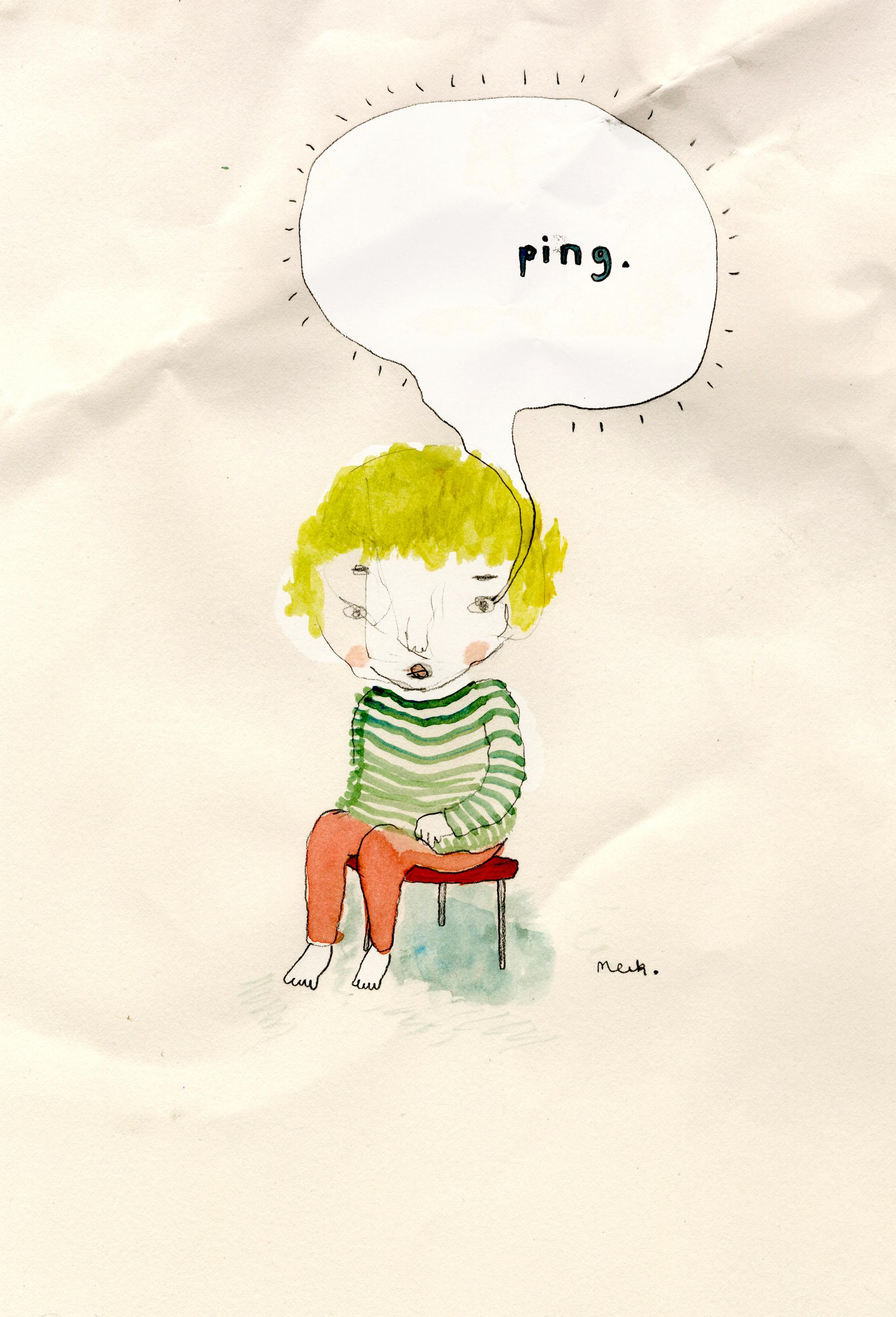 'Ping'