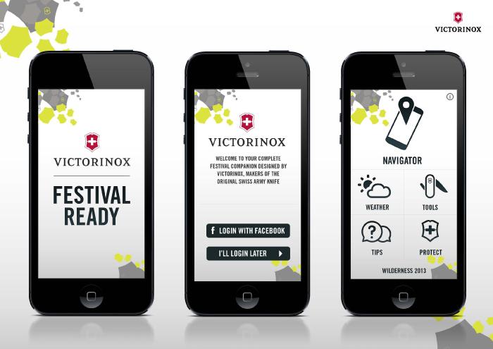 Victorinox Festival Ready