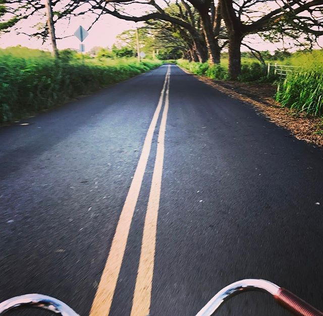 There are many roads to personal wellness. The important part is to find what works for you and to be consistent. As we age our definition of wellness changes and flows depending on what life demands of us. . . . #findyourjourney #wellness #journey #healthcoach #activeliving #northshore #luckywelivehawaii #