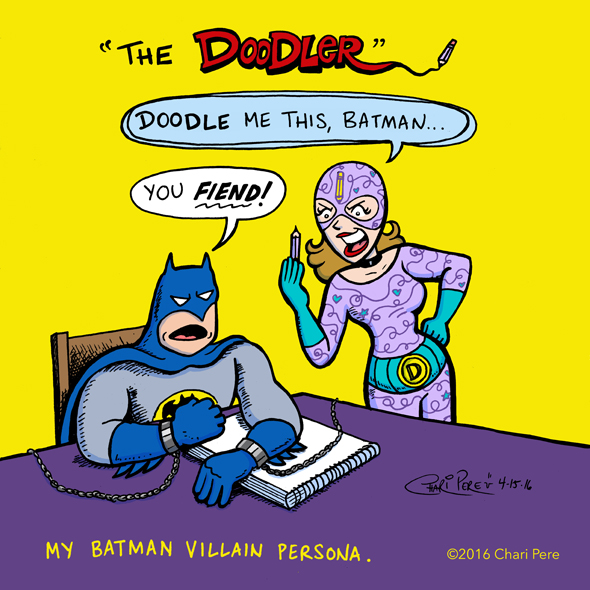 """The Doodler"""