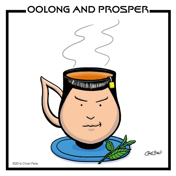 """Oolong and Prosper"""