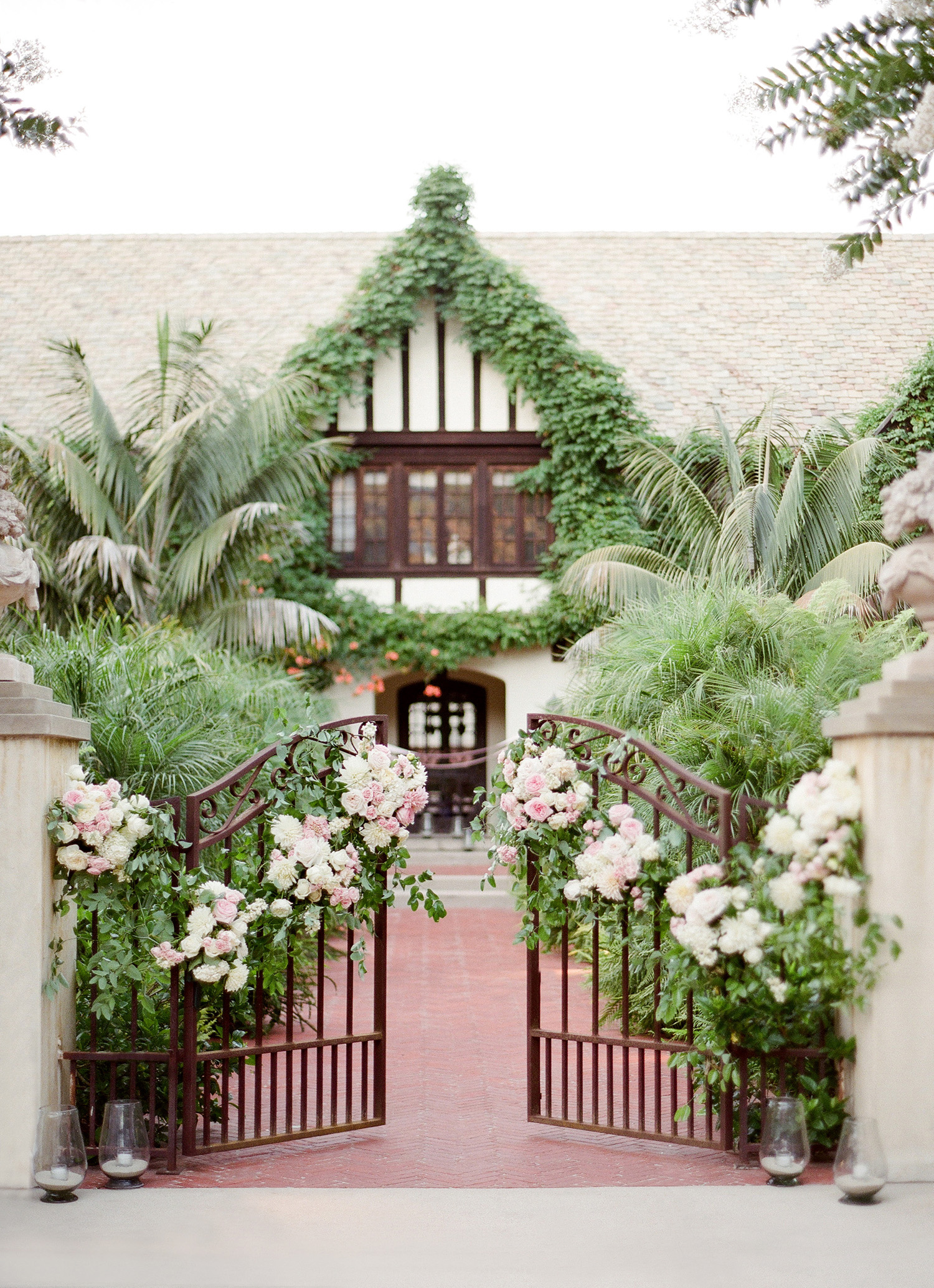 santabarbarawedding.com   Santa Barbara Wedding Style Blog   Private Estate Wedding Inspiration Photographed by Jose Villa   Merryl Brown Events   Hogue and Co