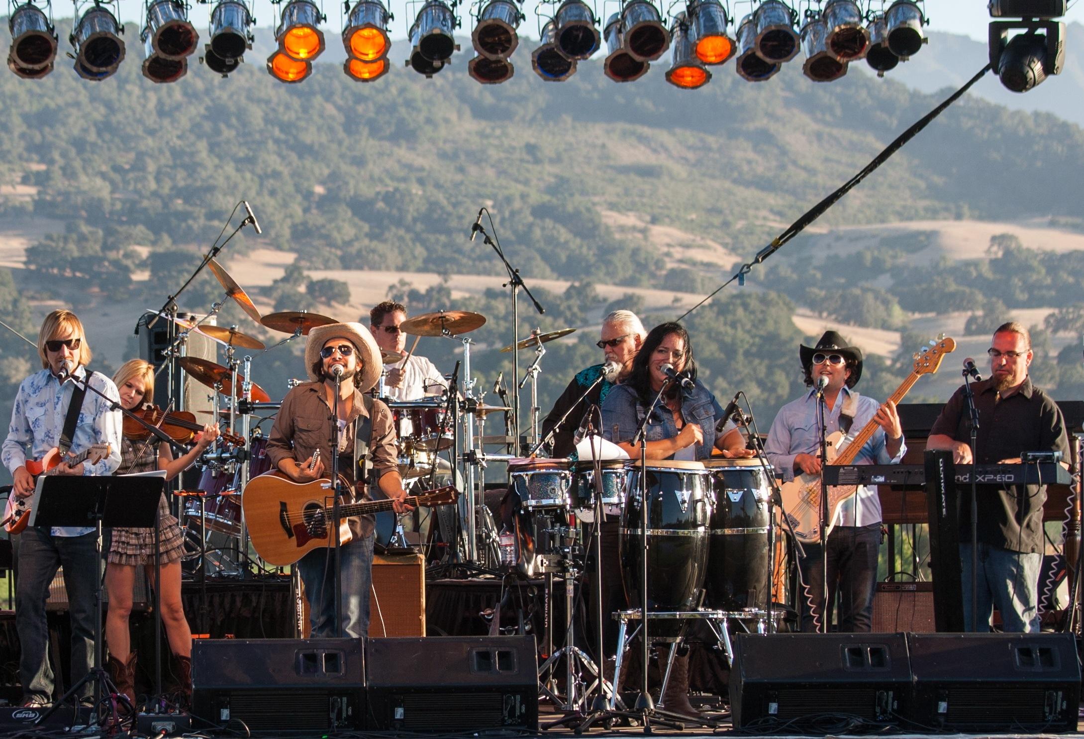 JSH Music Productions | Santa Barbara Wedding Style Blog