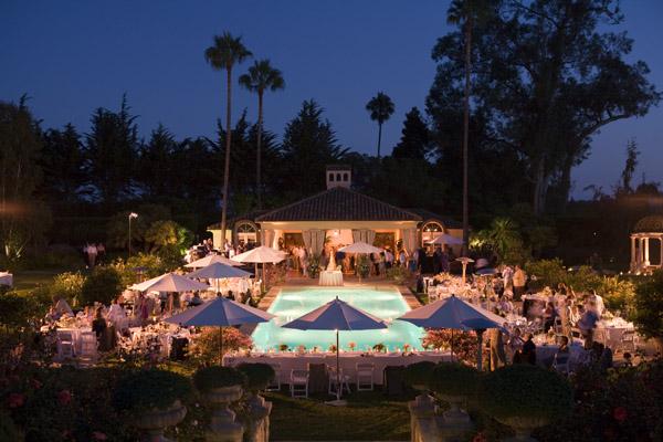 www.santabarbarawedding.com | Our Lady of Mount Carmel Ceremony | Melissa Musgrove Photography | Reception
