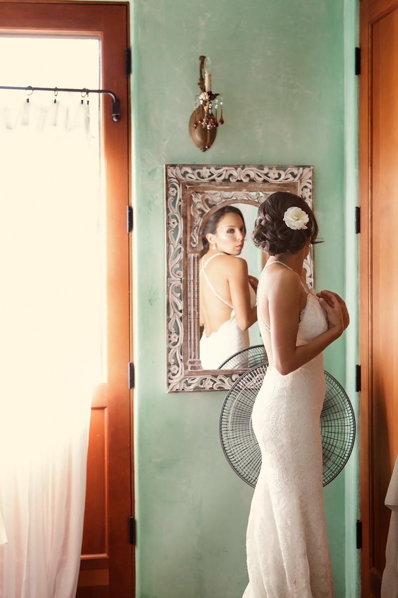 www.santabarbarawedding.com | Andrejka Photography | Red Tail Ranch | Bride