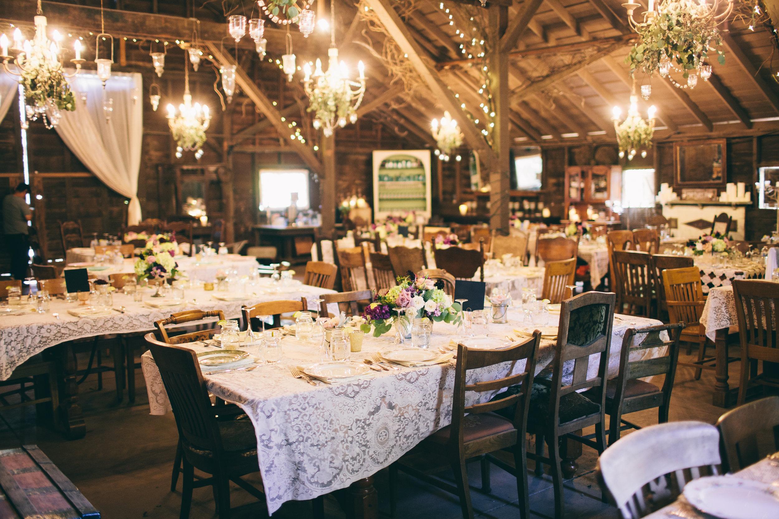 santabarbarawedding.com | photo: Winter Creative Co | Rustic Barn Wedding at Graf Family Barn