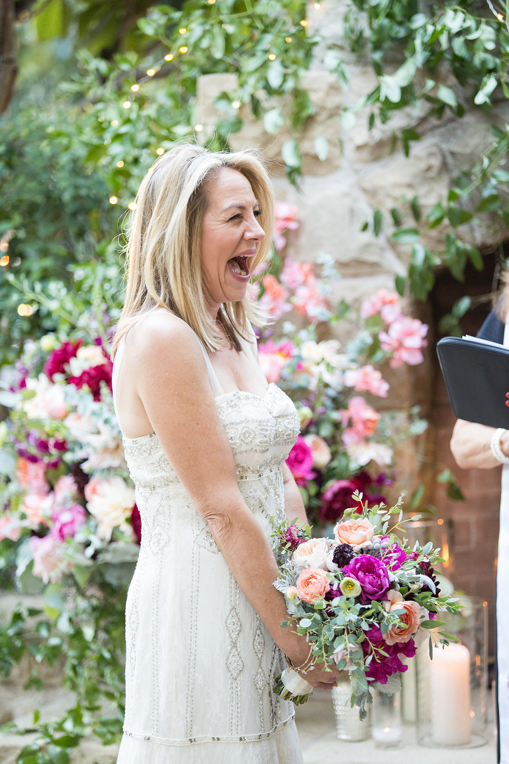 SantaBarbaraWeddingStyle.com | Barbra Mosouris | Cody Floral | San Ysidro Ranch | Elopement | Melissa Musgrove | Wedding Ceremony Floral | Bride and Groom | Wedding Planning