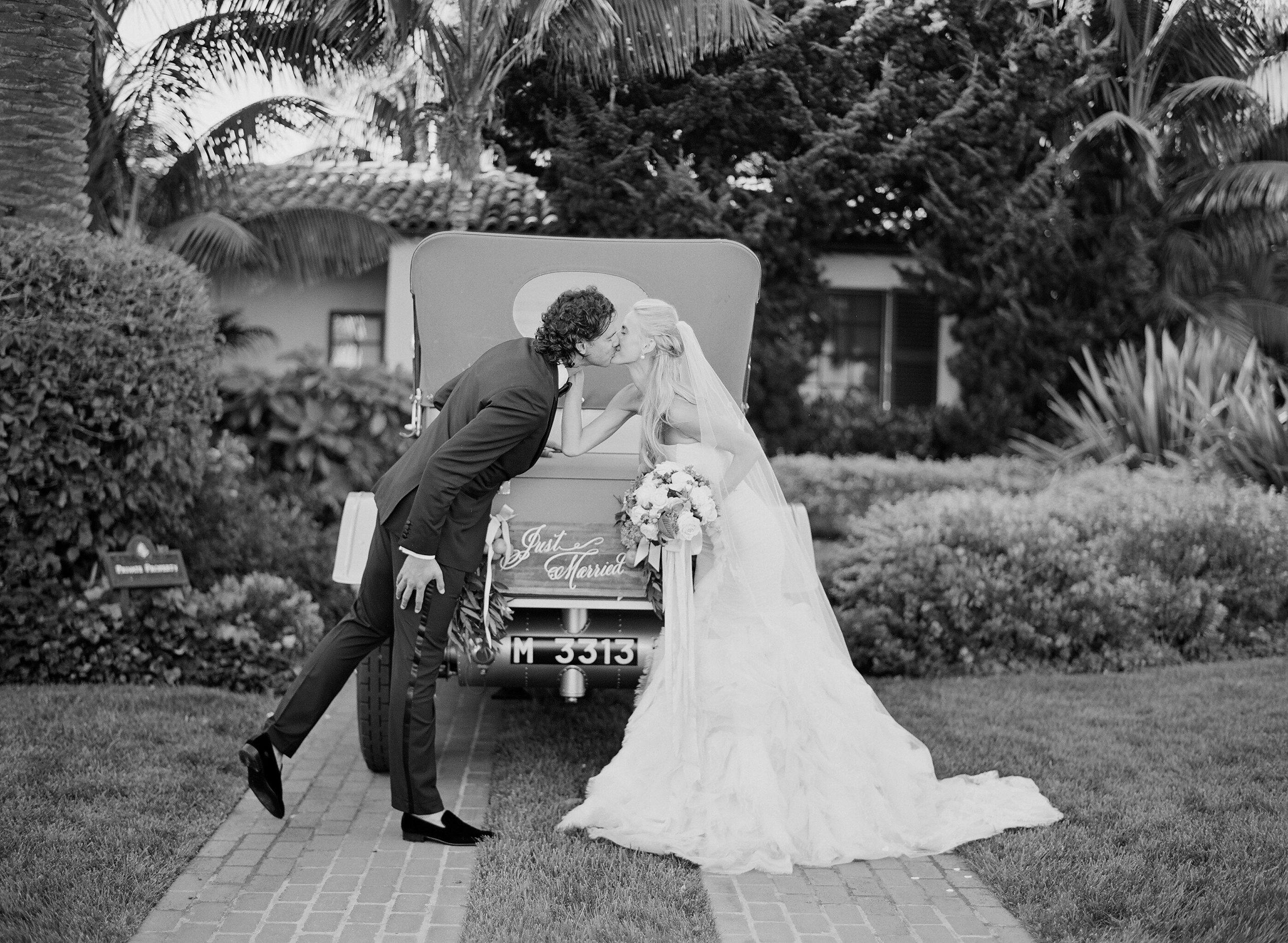 santabarbarawedding.com   Photo: Megan Sorel   Citrus Wedding Ideas at the Santa Barbara Four Seasons