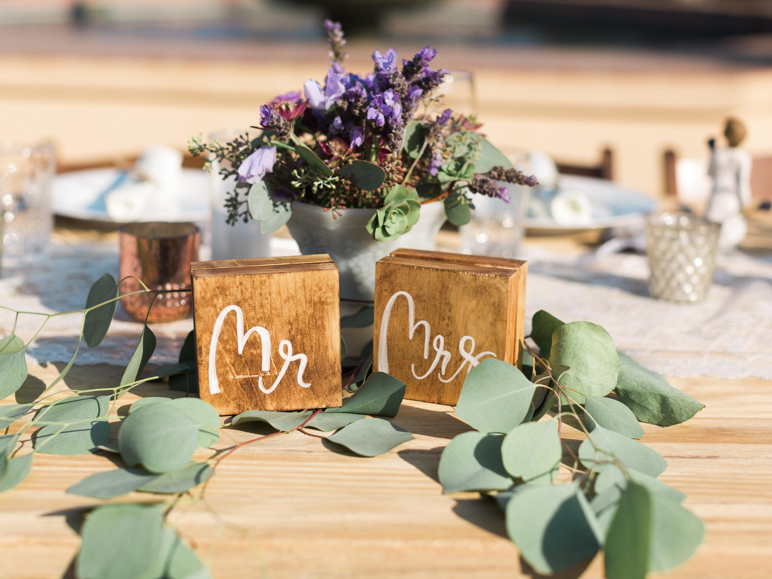 santabarbarawedding.com | Photo: Kiel Rucker | Lavender and lace wedding ideas at Santa Barbara Historical Museum