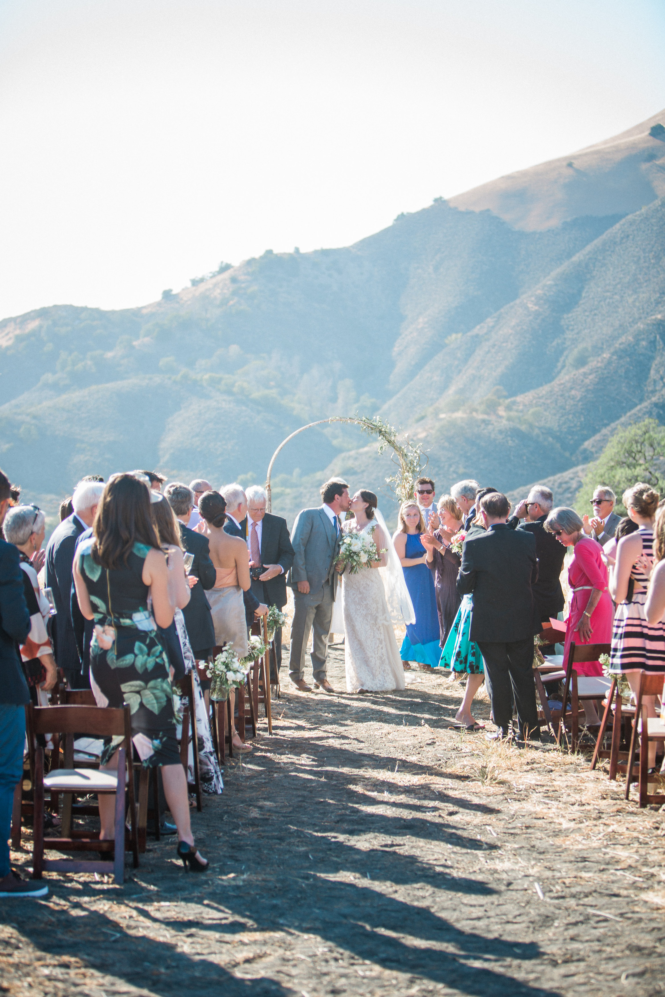 santabarbarawedding.com   photo: Kiel Rucker   Mountaintop Wedding Location Santa Ynez