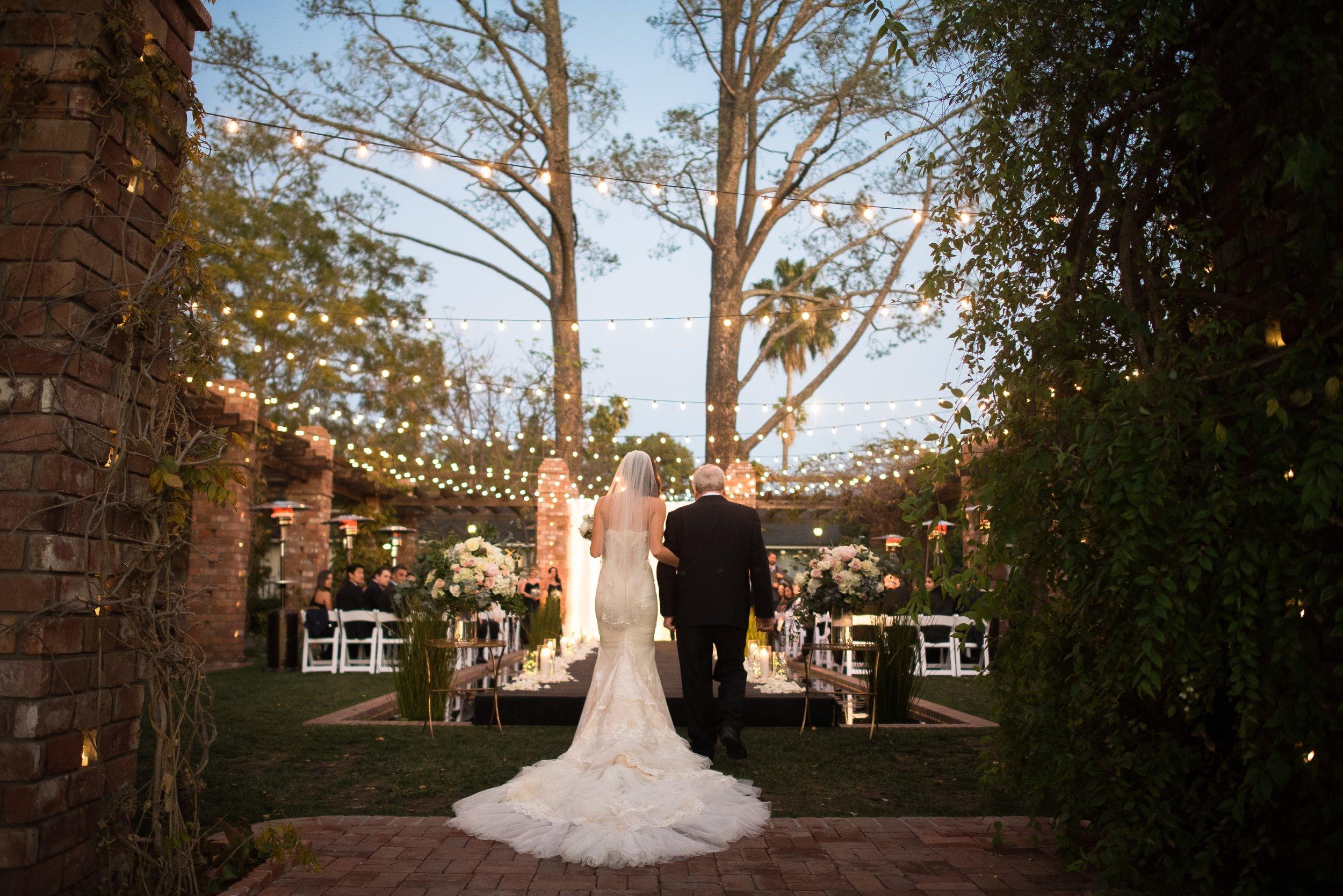 www.santabarbaraweddingstyle.com | Santa Barbara Wedding Style | Felici Events | El Encanto Wedding | Nate and Jenny Weddings | Ceremony Decor | Precious and Blooming