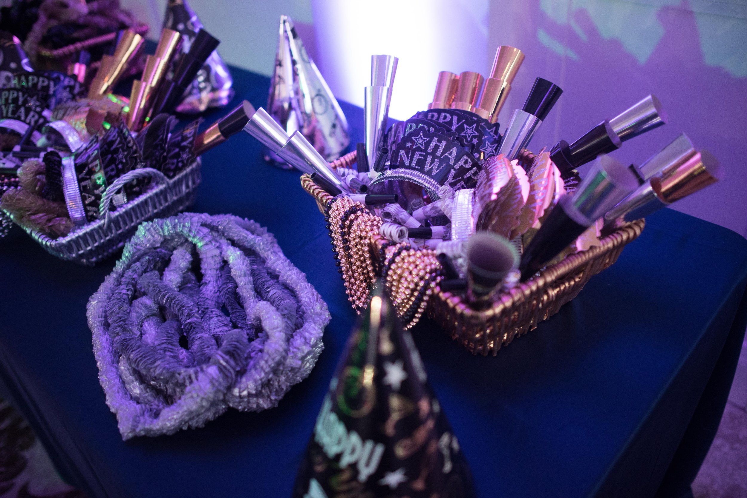 www.santabarbaraweddingstyle.com | San | Felici Events | Belmond El Encanto | Nate & Jenny Weddings | Precious and Blooming | Reception | New Years Eve Wedding