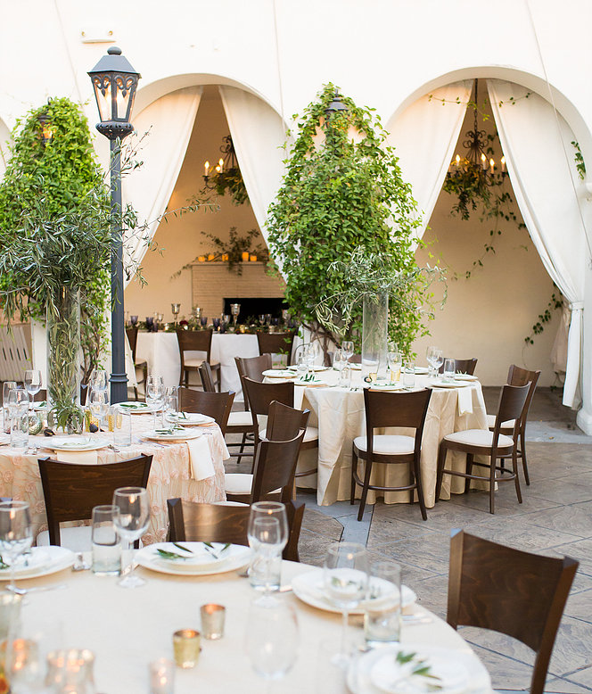 www.santabarbarawedding.com | Location Spotlight | Villa and Vine | Restaurant Location | Private Event | Rehearsal Dinner