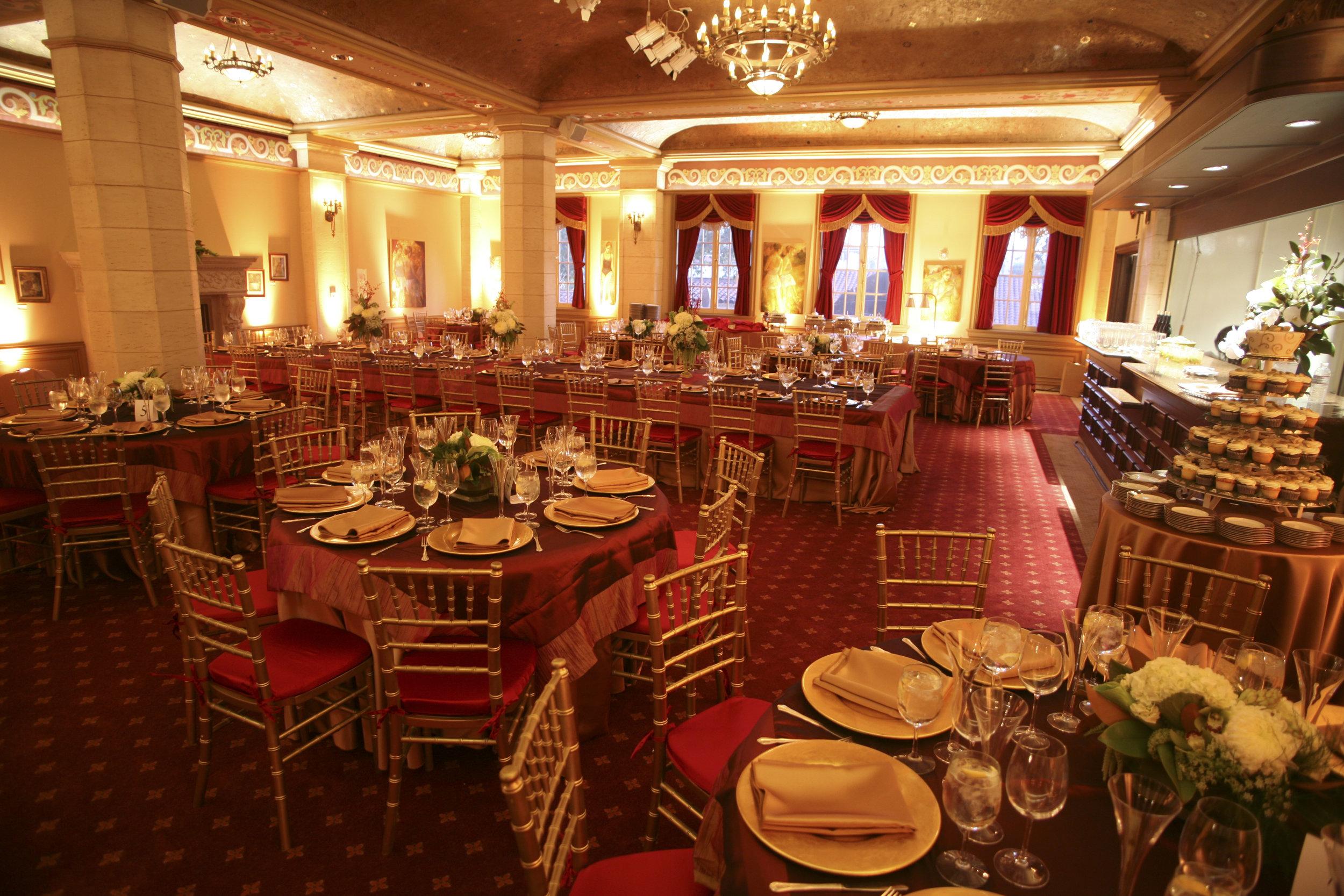 santabarbarawedding.com   The Granada Theatre   Theater Venue   Location Wedding Ceremony   Reception Venue