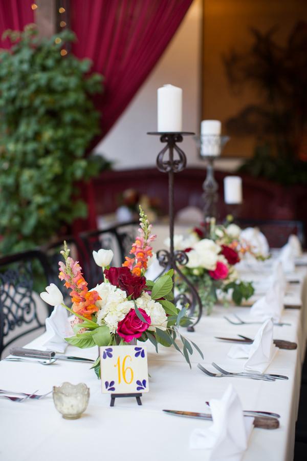 santabarbarawedding.com | Photo: Kiel Rucker | Jewel tone wedding inspiration