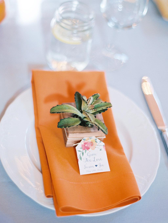 santabarbarawedding.com   Photo: Lavender and Twine   Sunset Color Wedding Ideas