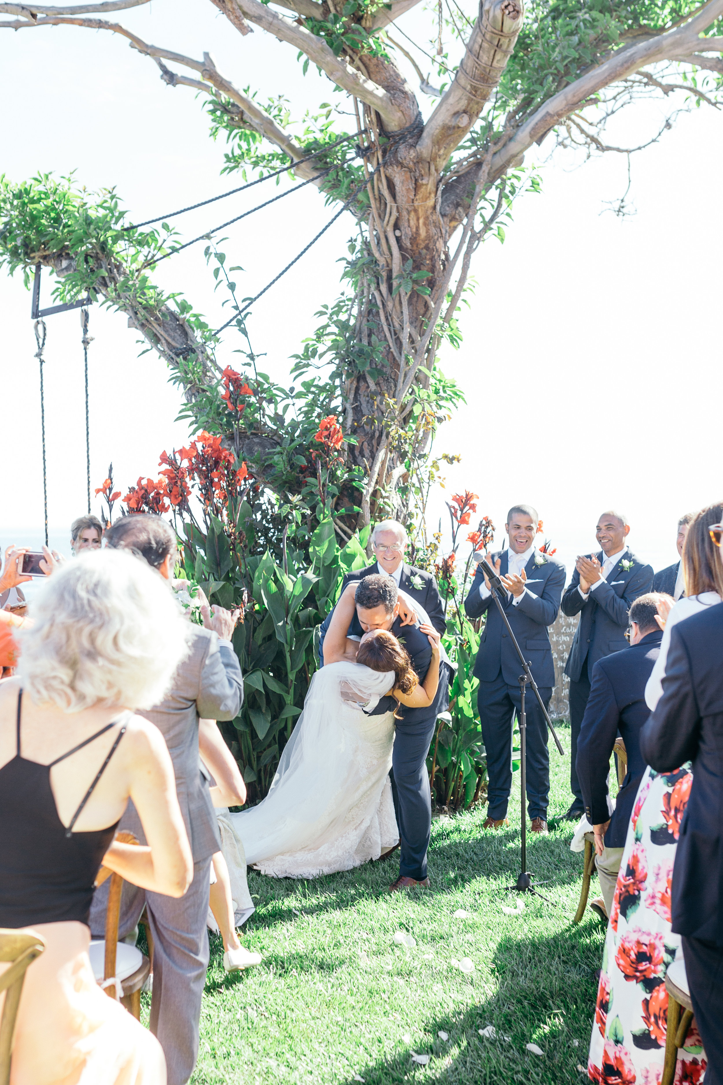 santabarbarwedding.com | Photo: Kiel Rucker | Oceanside Estate Wedding in Santa Barbara