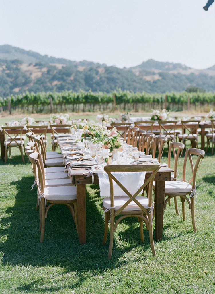 Wedding Planner: Merryl Brown Events // Photographer: ELIZABETH MESSINA // Rentals: CLASSIC PARTY RENTALS // Linens: LA TAVOLA // Floral Design: FLOWERWILD // Catering: FULL OF LIFE FLATBREAD // Music: The Mobile Home Boys // Videographer: ISAAC HERNANDEZ VIDEOGRAPHY // Invitation: THE STATIONERY COLLECTION // Calligrapher: JANICE BLAIR CALLIGRAPHY // DJ: MIKE OBER // Wedding Cake: ROBYN LOVES CAKE