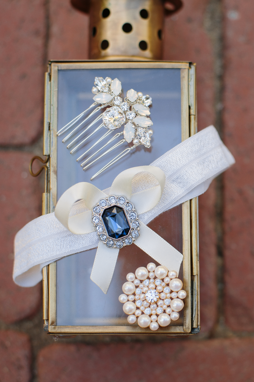 www.santabarbarawedding.com | Shane and Lauren Photography | Belmond El Encanto Santa Barbara | Hogue and Company | Bridal Accessories